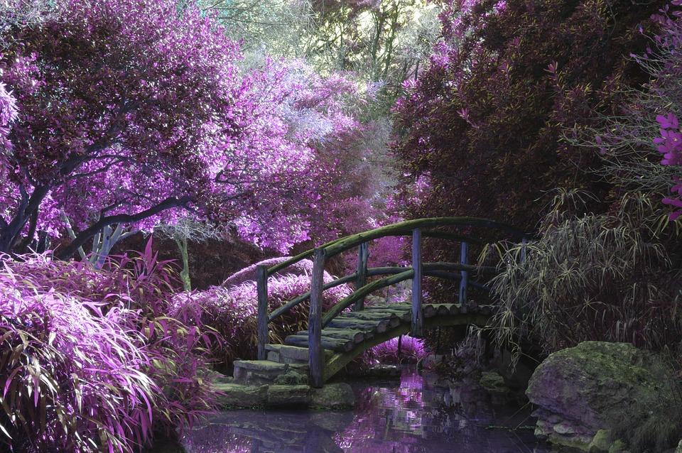 Okrasné záhrady na kľúč